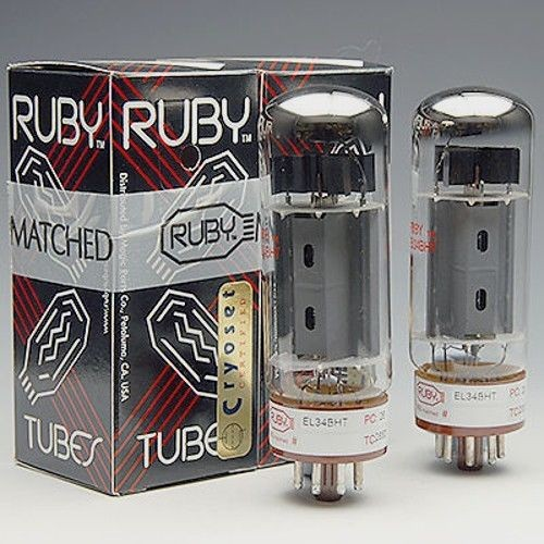 RUBY Tubes the best